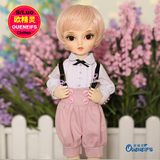 OUENEIFS bjd sd clothes 1/6 ?body girl boy white shirt High-waisted flared trousers