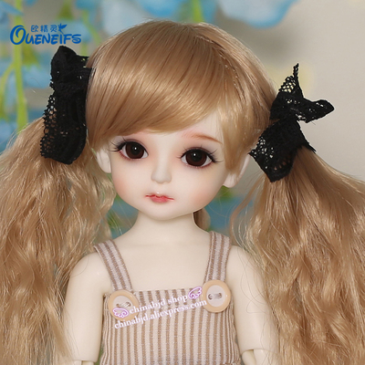 OUENEIFS bjd sd doll Kimi 1/6 yosd body model ?baby girls boys doll ?High Quality toys shop